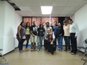 Nueva camada de sexólogos oaxaqueños en el Instituto Universitario Carl Rogers.