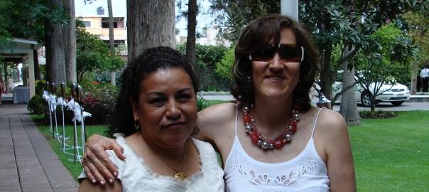 Doctora. Linda Manzanilla Naim y Licenciada en Psicología Guadalupe Azuara Franco